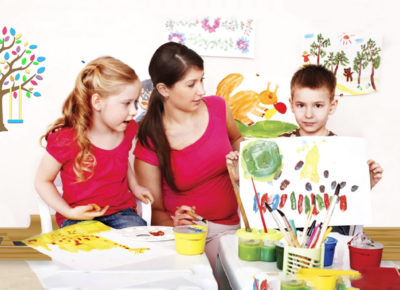 Certificate in Nursery Teacher Training Course
