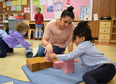 Advanced Diploma in Montessori and Childhood Education