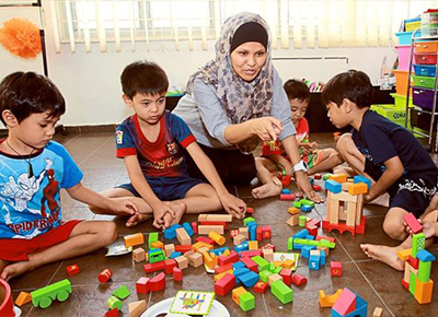 Diploma in Preschool Teaching