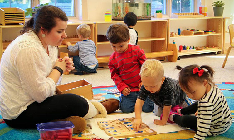 Certificate Level 3 in Montessori Education